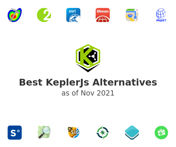 Best KeplerJs Alternatives