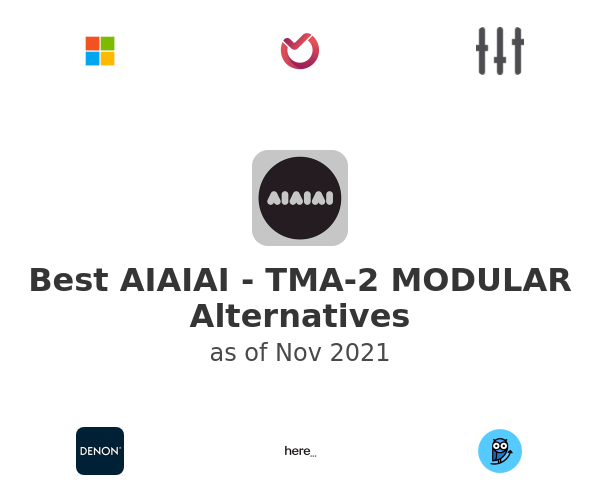 Best AIAIAI - TMA-2 MODULAR Alternatives