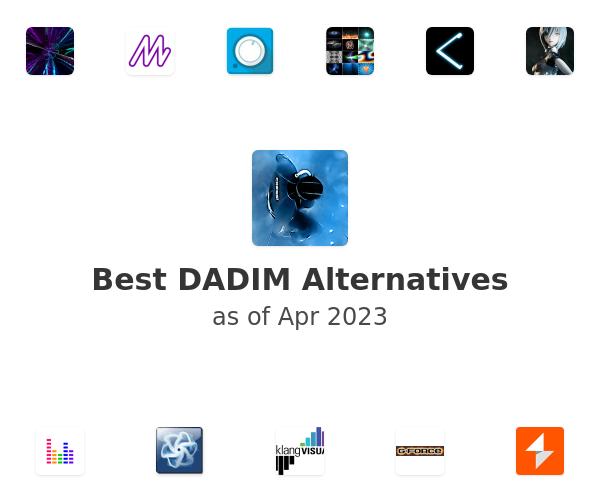 Best DADIM Alternatives