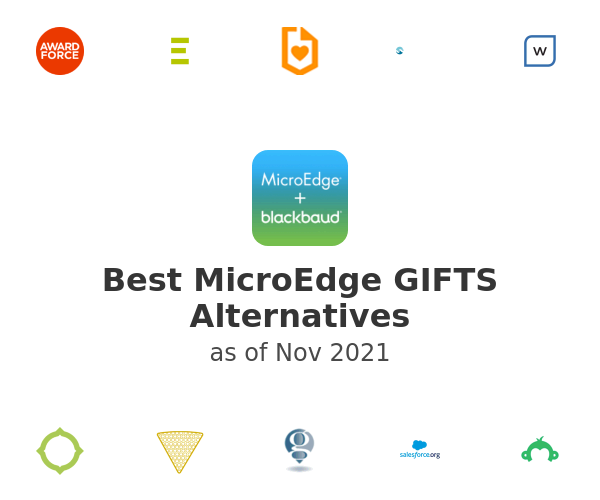 Best MicroEdge GIFTS Alternatives