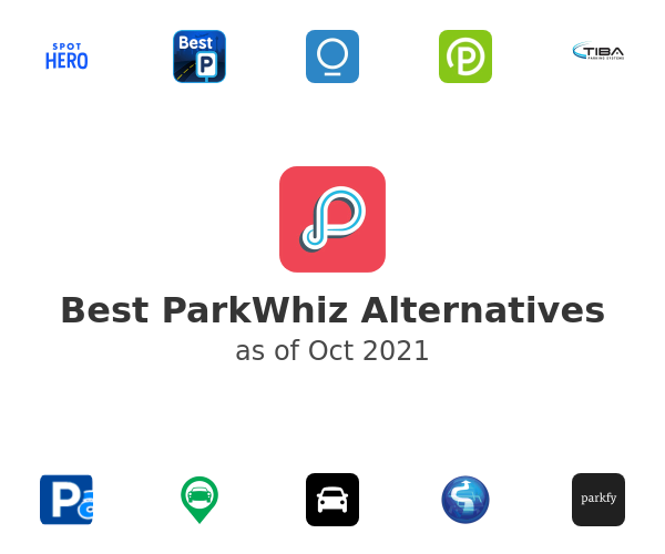 Best ParkWhiz Alternatives