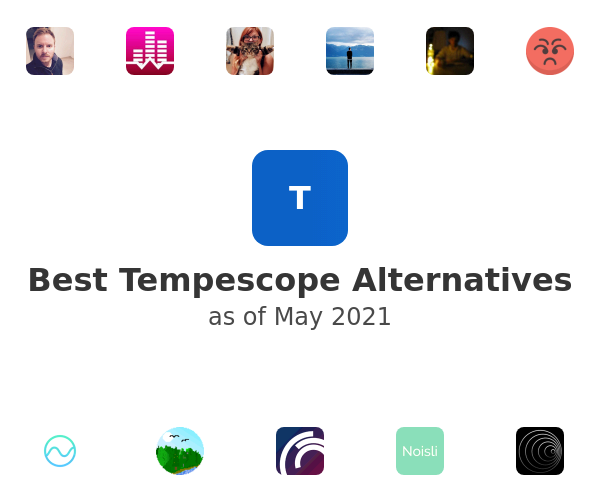 Best Tempescope Alternatives