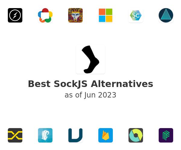 Best SockJS Alternatives
