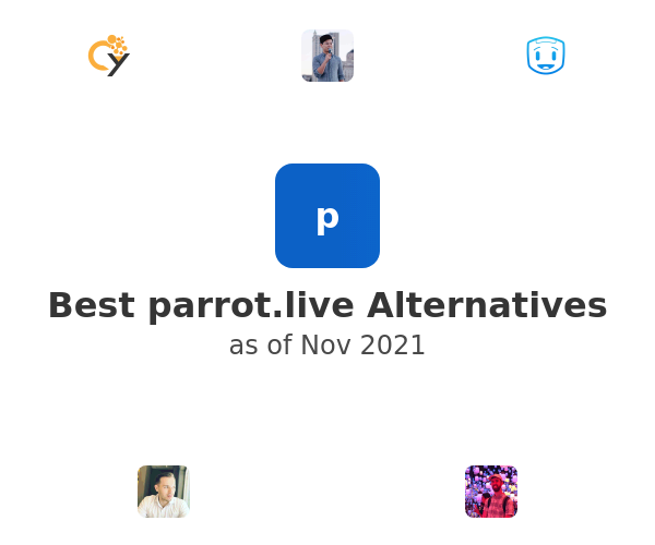 Best parrot.live Alternatives