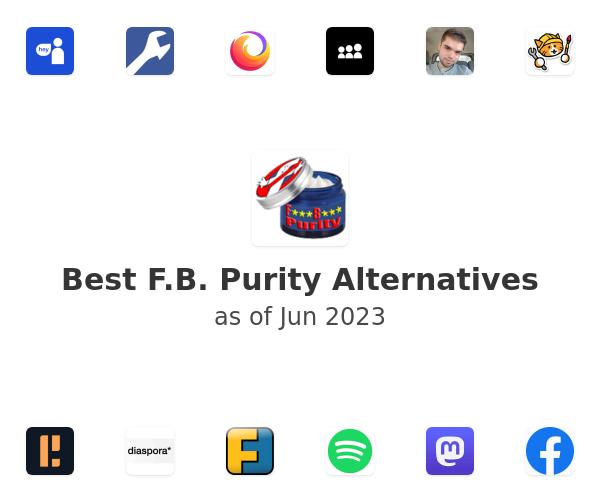 Best F.B. Purity Alternatives
