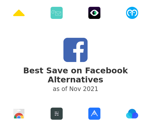 Best Save on Facebook Alternatives
