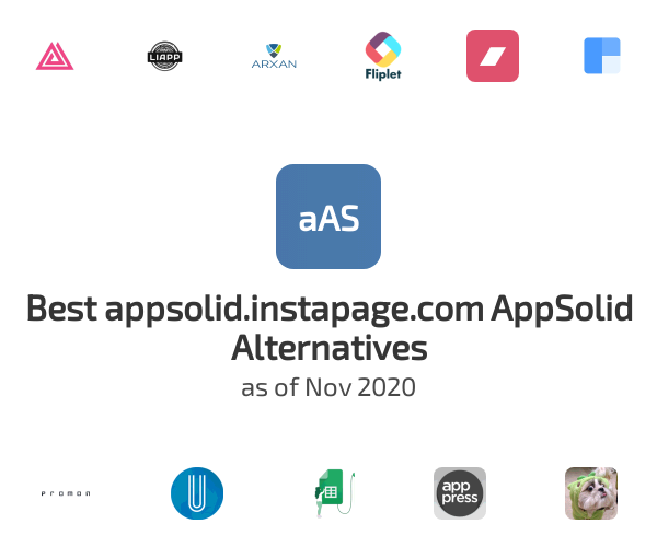 Best AppSolid Alternatives