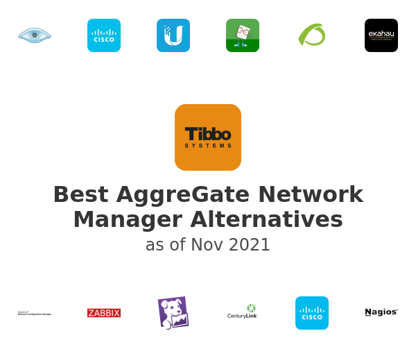 Best AggreGate Network Manager Alternatives