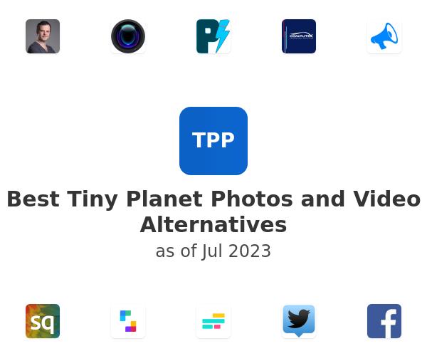 Best Tiny Planet Photos and Video Alternatives