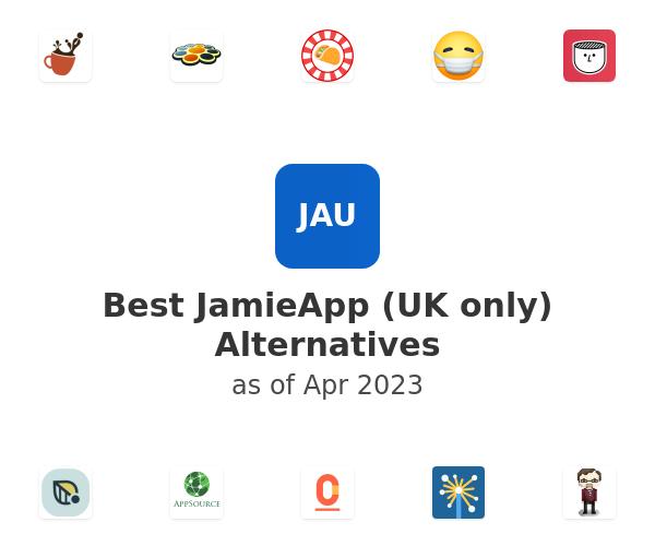 Best JamieApp (UK only) Alternatives
