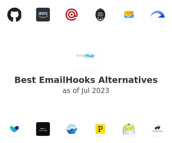 Best EmailHooks Alternatives