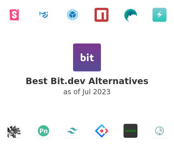 Best Bit.dev Alternatives