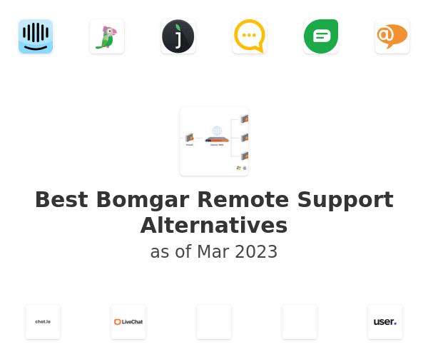 Best Bomgar Remote Support Alternatives