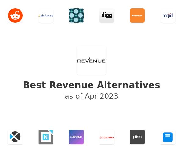Best Revenue Alternatives