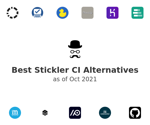 Best Stickler CI Alternatives