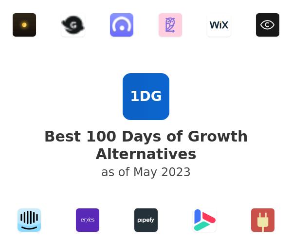 Best 100 Days of Growth Alternatives