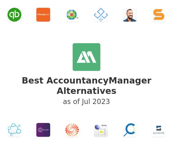 Best AccountancyManager Alternatives