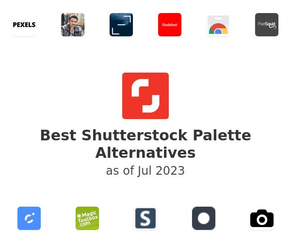 Best Shutterstock Palette Alternatives