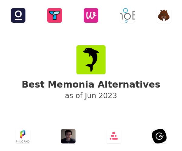 Best Memonia Alternatives