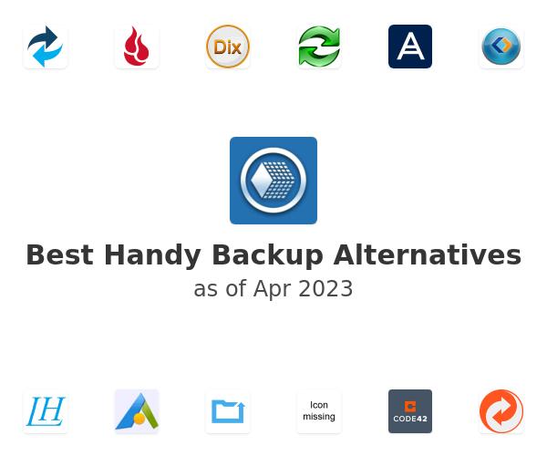 Best Handy Backup Alternatives
