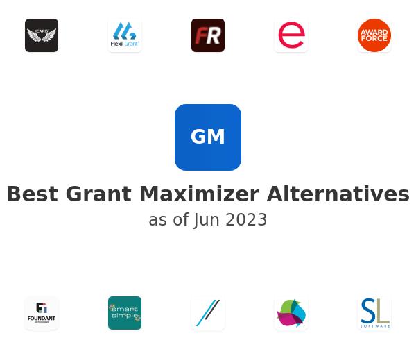 Best Grant Maximizer Alternatives