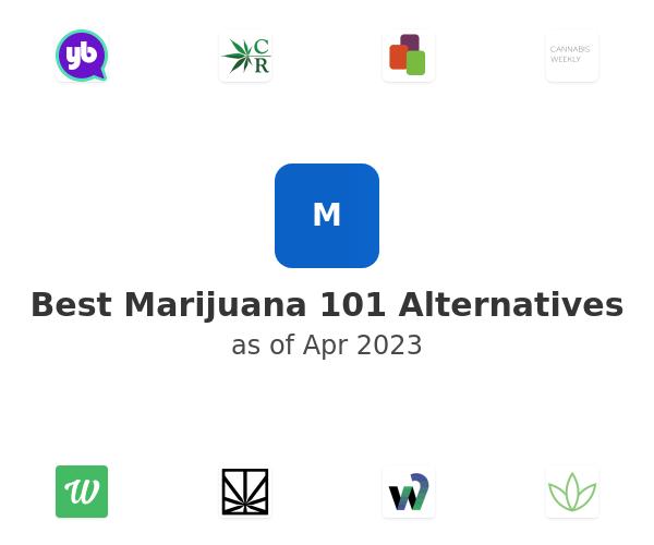 Best Marijuana 101 Alternatives