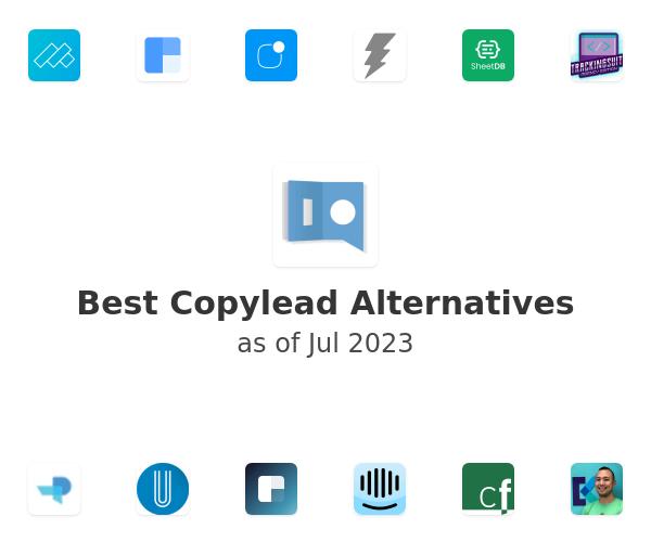 Best Copylead Alternatives