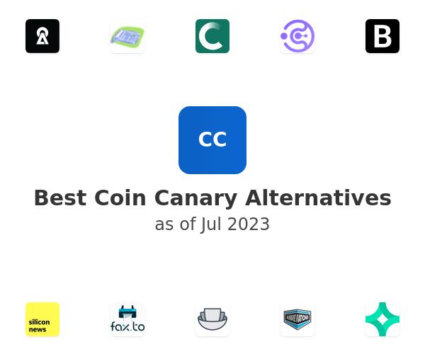 Best Coin Canary Alternatives
