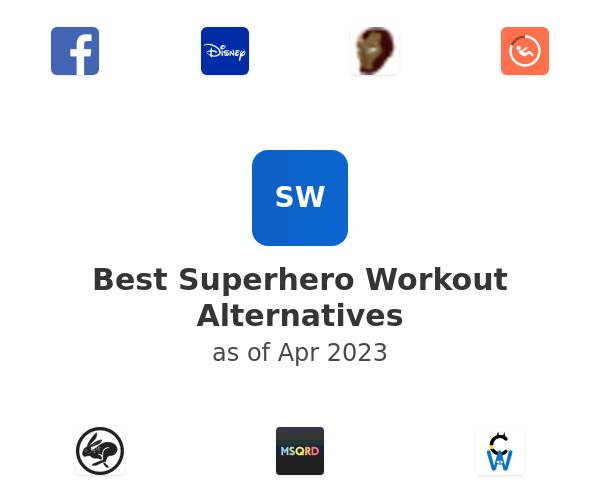 Best Superhero Workout Alternatives