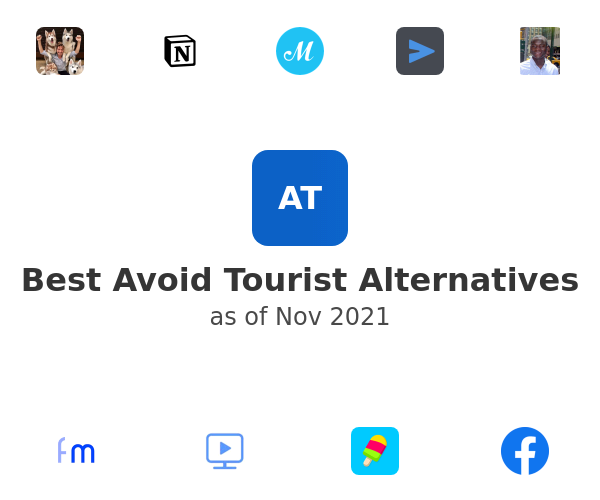 Best Avoid Tourist Alternatives