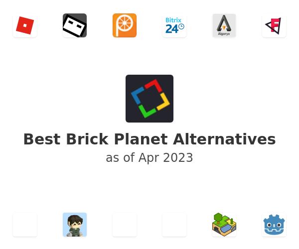 Best Brick Planet Alternatives