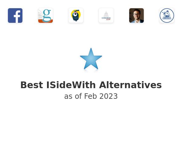 Best ISideWith Alternatives