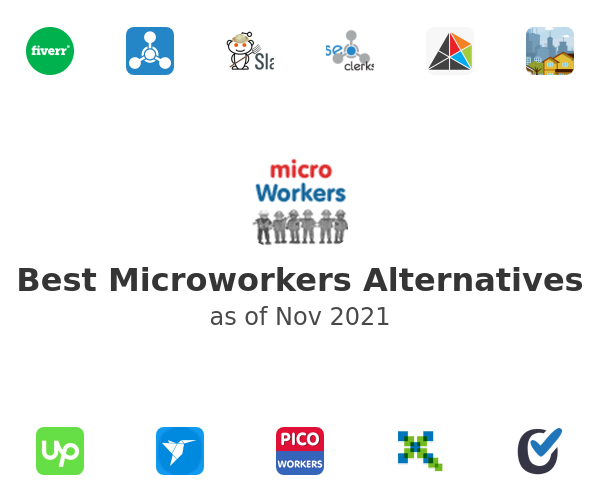 Best Microworkers Alternatives