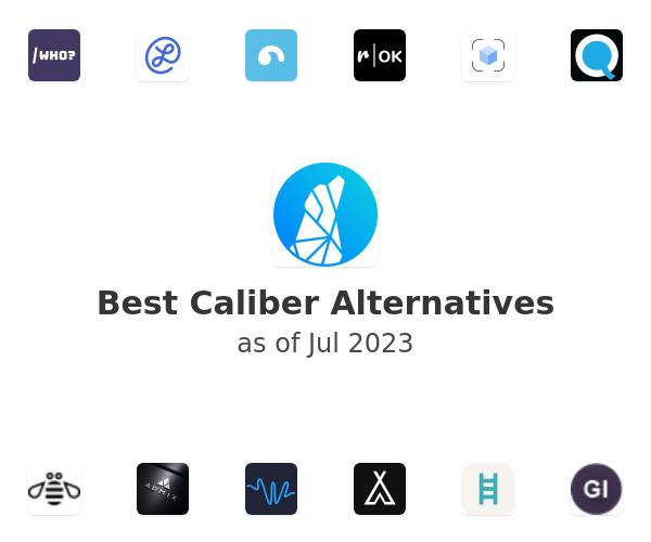 Best Caliber Alternatives