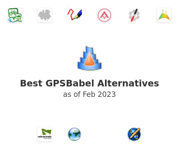 Best GPSBabel Alternatives