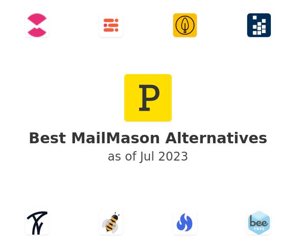 Best MailMason Alternatives