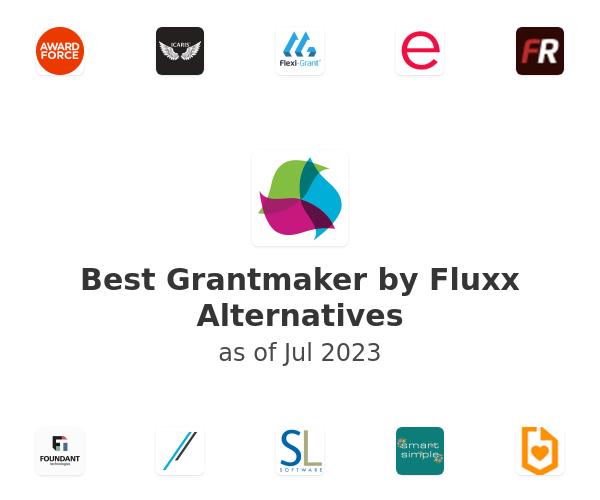 Best Grantmaker by Fluxx Alternatives