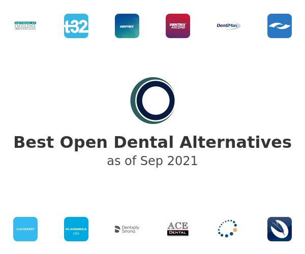 Best Open Dental Alternatives