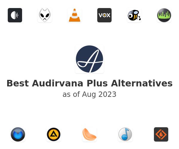 Best Audirvana Plus Alternatives