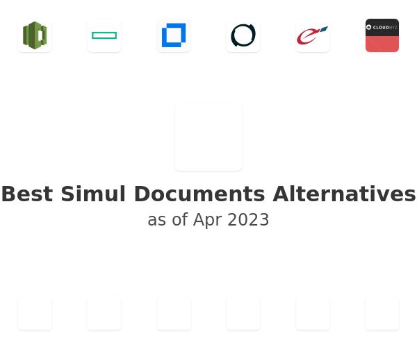 Best Simul Documents Alternatives