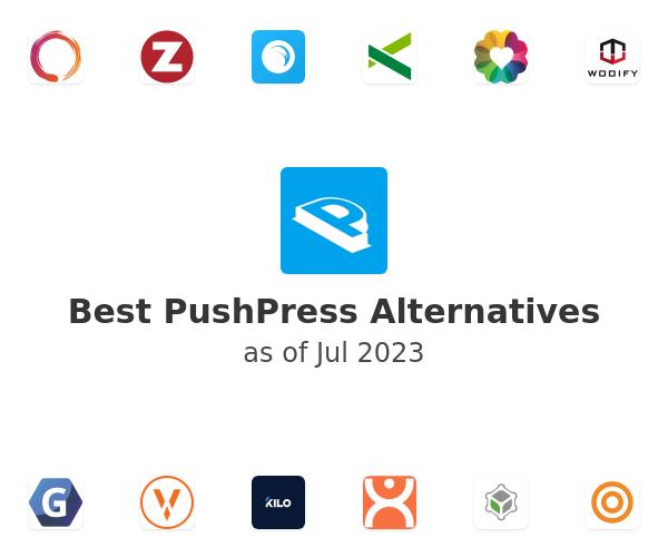 Best PushPress Alternatives