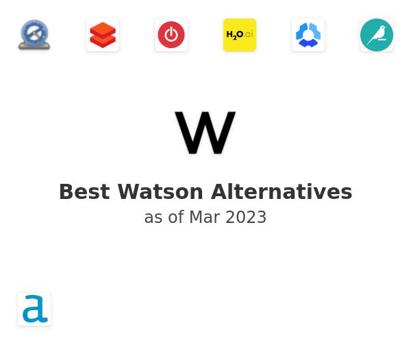 Best Watson Alternatives