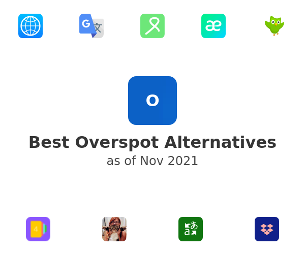 Best Overspot Alternatives