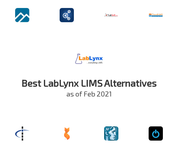 Best LabLynx LIMS Alternatives
