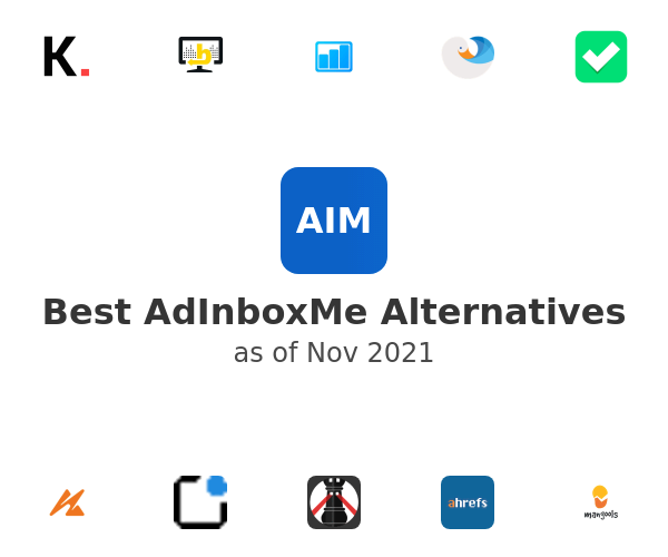 Best AdInboxMe Alternatives