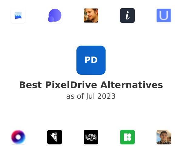 Best PixelDrive Alternatives