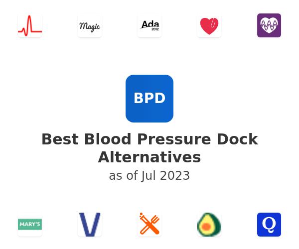 Best Blood Pressure Dock Alternatives