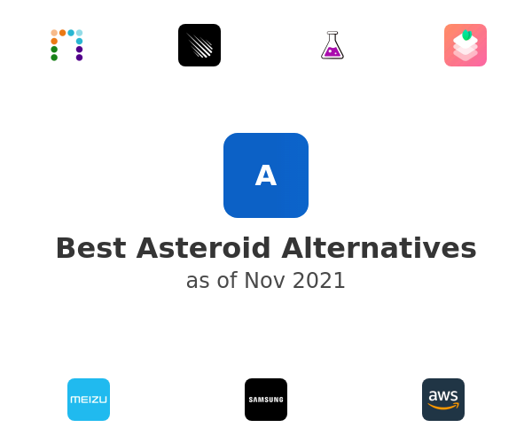 Best Asteroid Alternatives