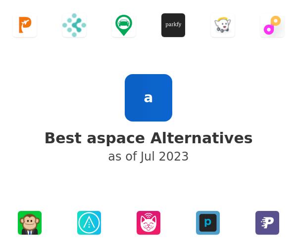 Best aspace Alternatives