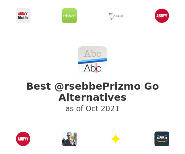Best @rsebbePrizmo Go Alternatives